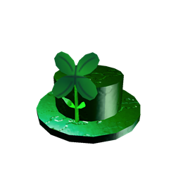 Happy Time Magic Clover Hat